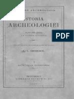 istoria arheologiei