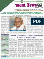 Employment News Aug 25-31