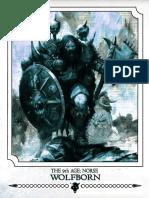 Norse Wolfborn Warhammer