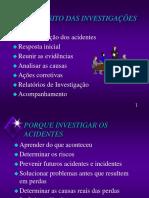Investigar de Acidentes - Porque e Como.ppt