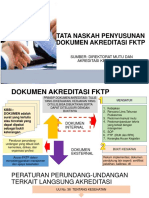 Tata Naskah Dokumen Akreditasi Fktp