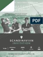 Scandinavian Invitation GöteborgsGolfaren
