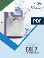 EXL7 UBio English Catalogue