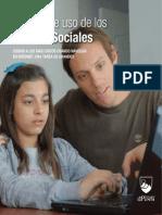 Manual de uso de Medios sociales