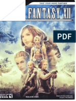 Final Fantasy XII Official Strategy Guide - Eng