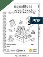Cuaderno de Vacaciones 3 Primaria TERCER GRADO