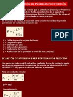 7. Caidas de Presion Por Friccion en Conductos Mineros y Ductos de Ventilacion