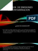 Medicion de Emisiones de Contaminacion 3