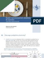 Nik P 18 082 Dodatki Do Zywnosci Prezentacja (1)
