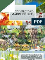 Biodiversidad MADRE de DIOS