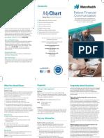 Metro Health Patient Financial Brochure 2018