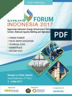 Energy Forum Indonesia