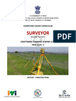 Cts Surveyor Cts Nsqf-5