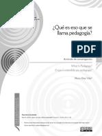 que es eso que se llama pedagogía.pdf