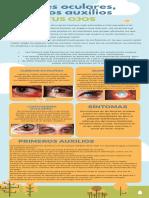 Lesiones Oculares, Primeros Auxilios