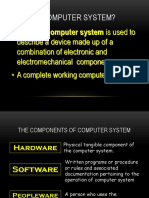 Computer System and Hardware