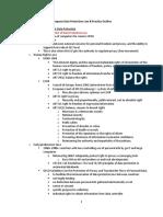 CIPP E Outline