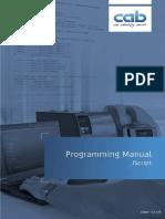 CAB Programming Manual x4