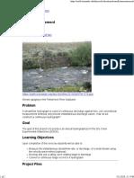 Streamflow Measurement - DCEW