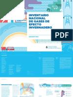Inventario Nacional Gei Argentina