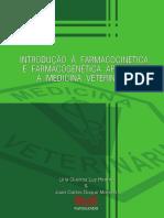 Introdução a Farmacocinética