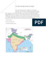 tectonic division of india.docx