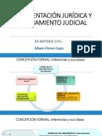 Argumentacion Juridica y Razonamiento
