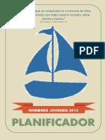 Planificador Hombres Jóvenes 2015