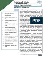 Boletin Epidemiologico SE 28-2016