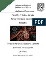 Fractales - BFJA