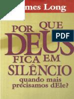 por que Deus fica em silencio