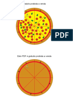Pizza e melancia