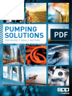 Product Summary Brochure SPP Pumps