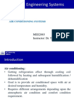 Air Conditiong System