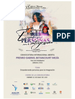 Convocatoria Premio Gabriel Betancourt Mejía 2019 (1)