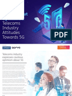 Telecom Industry Attitude Toward 5G
