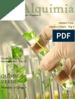 Alquimia No. 2 Química Verde