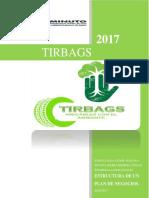 TIRBAGS-INFORME EJECUTIVO