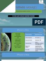 DISPOSITIVOS  MOVILES con transicion  animacion.pptx