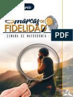 Sermonario - Semana de Mayordomia UB