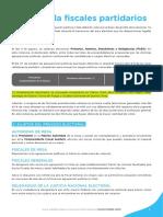 Guia Fiscales Argentina Elecciones Primaria Abiertas y Simultaneas 2019