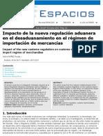 IMPORTACION DE MERCANCIAS