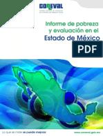 Informe de pobreza CONEVAL México