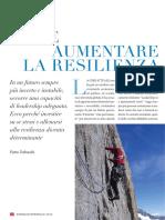 Come Aumentare La Resilienza