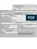 Formato Check List Baterías - Actualizado 2019