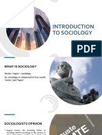 introductiontosociology1-190401101748
