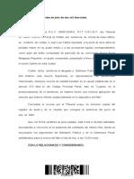 Requisitos Convivencia Chile