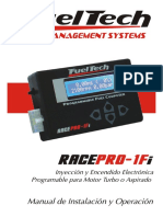 RacePRO 1Fi v27 Esp Pb