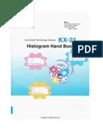 KX-21 Histogram Hand Book