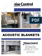 ENoise Control Acoustic Blankets